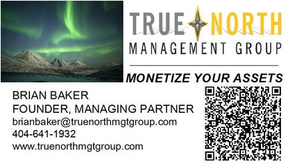 True North Biz Card